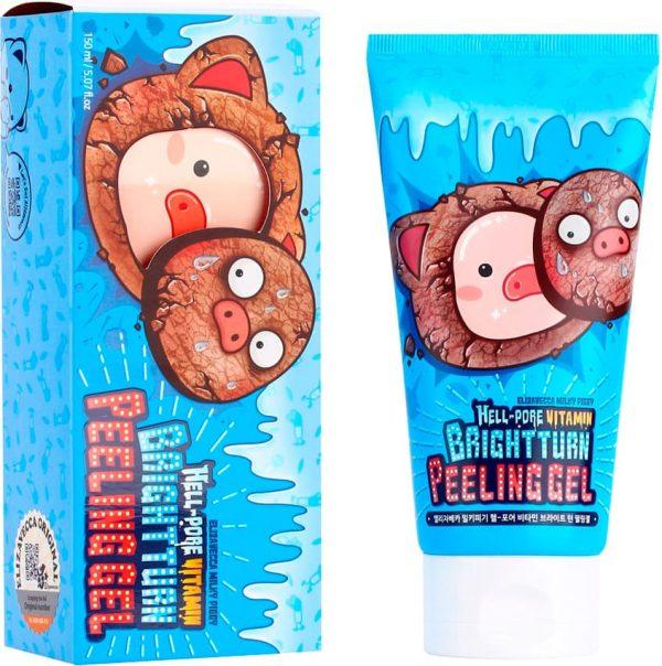 Elizavecca Пилинг-гель витаминный Milky Piggy Hell Pore Vitamin Brightturn Peeling Gel, 150мл.
